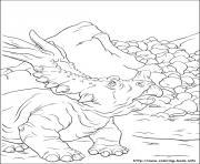 dinosaure gratuit 47 dessin à colorier