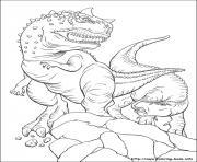 dinosaure gratuit 54 dessin à colorier