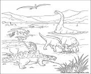 dinosaure gratuit 59 dessin à colorier
