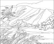 dinosaure gratuit 61 dessin à colorier