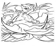 dinosaure 126 dessin à colorier
