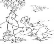 dinosaure 378 dessin à colorier