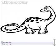 dinosaure 119 dessin à colorier