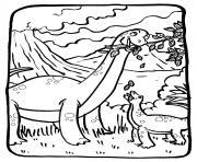 dinosaure 344 dessin à colorier