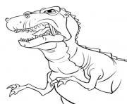 dinosaure 146 dessin à colorier