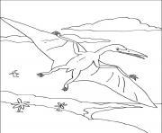 dinosaure 242 dessin à colorier