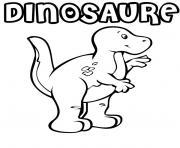 dinosaure 141 dessin à colorier
