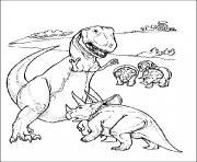 dinosaure 38 dessin à colorier