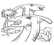 dinosaure 148 dessin à colorier
