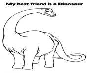 dinosaure 291 dessin à colorier