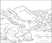 dinosaure 331 dessin à colorier
