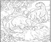 dinosaure 65 dessin à colorier