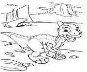 dinosaure 107 dessin à colorier