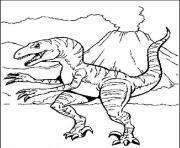 dinosaure 27 dessin à colorier