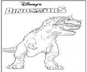dinosaure 317 dessin à colorier
