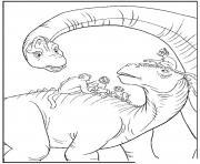 Coloriage Petit Pied Le Dinosaure.Coloriage Dinosaure A Imprimer Gratuit Sur Coloriage Info