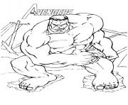 Coloriage avengers 169