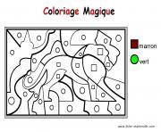 rentree maternelle magique dessin à colorier