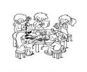 rentree maternelle bricolage enfants dessin à colorier