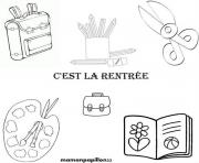 Coloriage rentree maternelle 29