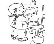 Coloriage maternelle
