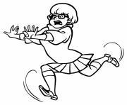scooby doo 194 dessin à colorier