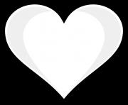 imprime emoji coeur dessin à colorier