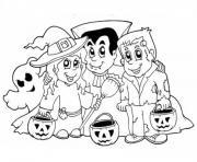 halloween dessin dessin à colorier