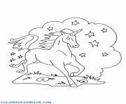 licorne dessin mignon 62 dessin à colorier
