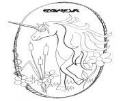 licorne dessin mignon 60 dessin à colorier