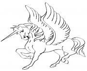 licorne dessin mignon 61 dessin à colorier