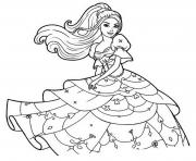 Coloriage disney princesse 148