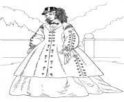 disney princesse 243 dessin à colorier