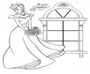 Coloriage disney princesse 147