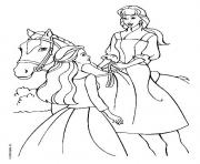 Coloriage disney princesse 213
