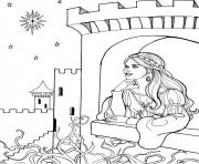 Coloriage disney princesse 274