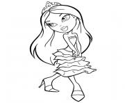 Coloriage disney princesse 174