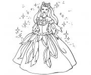 Coloriage disney princesse 28