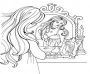 Coloriage disney princesse 112