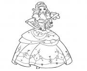 Coloriage disney princesse 98