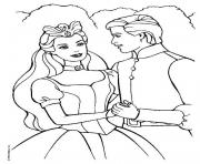 Coloriage disney princesse 80