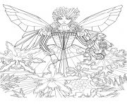 Coloriage disney princesse 197