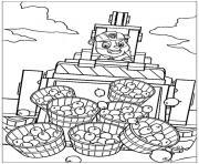 pat patrouille encore une betise dessin à colorier