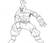 Coloriage dragon ball z 18