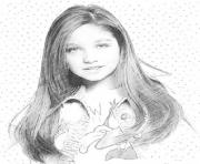 Coloriage soy luna photo karoll sevilla