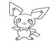 Coloriage Pikachu à Imprimer Dessin Sur Coloriageinfo