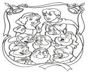 Coloriage disney noel facile 17 dessin
