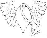 coeur saint valentin 126 dessin à colorier