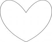 coeur 86 dessin à colorier