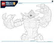 Coloriage Lego Nexo Knights Monster Productss 5